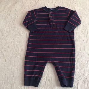 Ralph Lauren long sleeve one piece 18 months